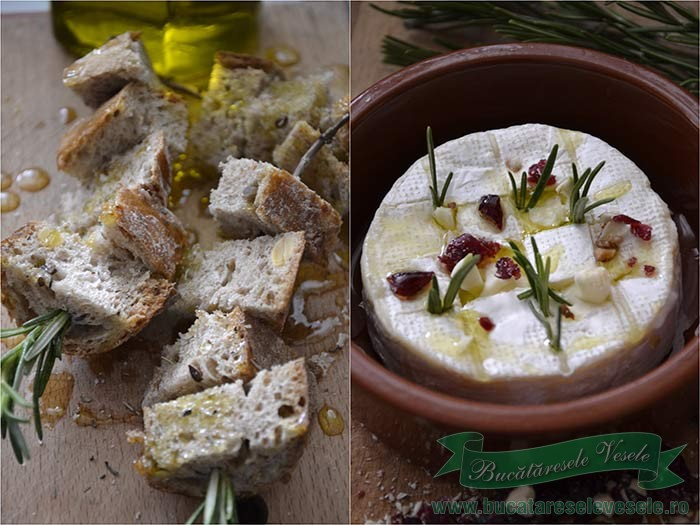 camembert-la-cuptor-cu-migdale-si-merisoare-preparare