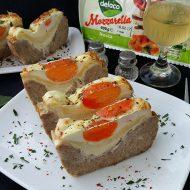 Rulada de Carne cu Mozzarella