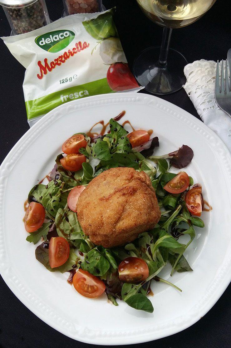 Chiftele cu Mozzarella