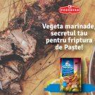 Vegeta marinade, secretul tău pentru friptura de Paște!