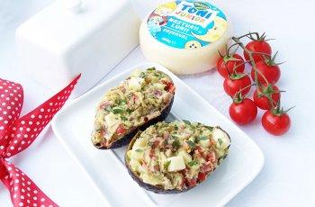 Salata de Avocado cu Cascaval