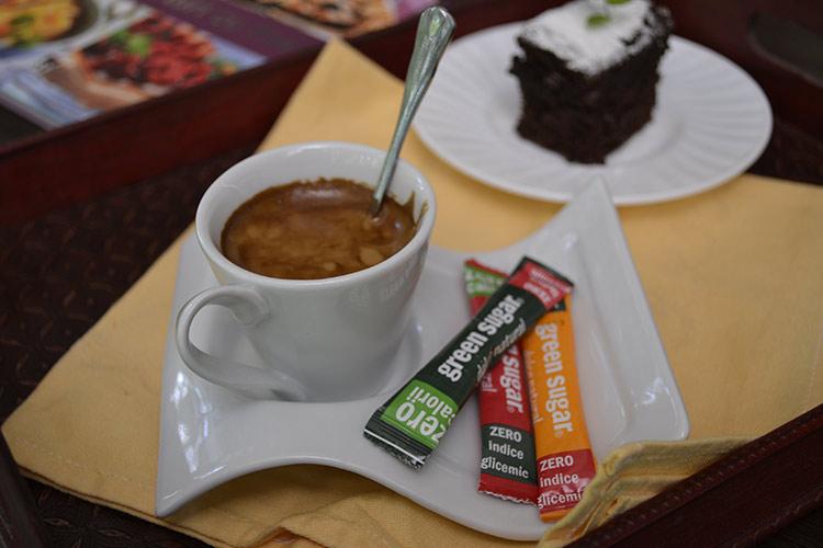 Mic dejun sanatos cu Green Sugar