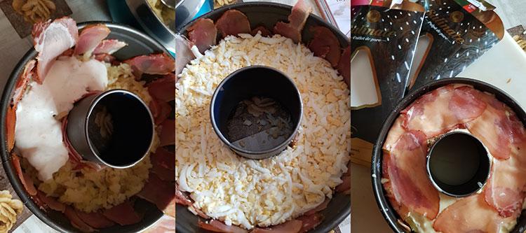 Coronita de Cartofi la Cuptor cu Salinate