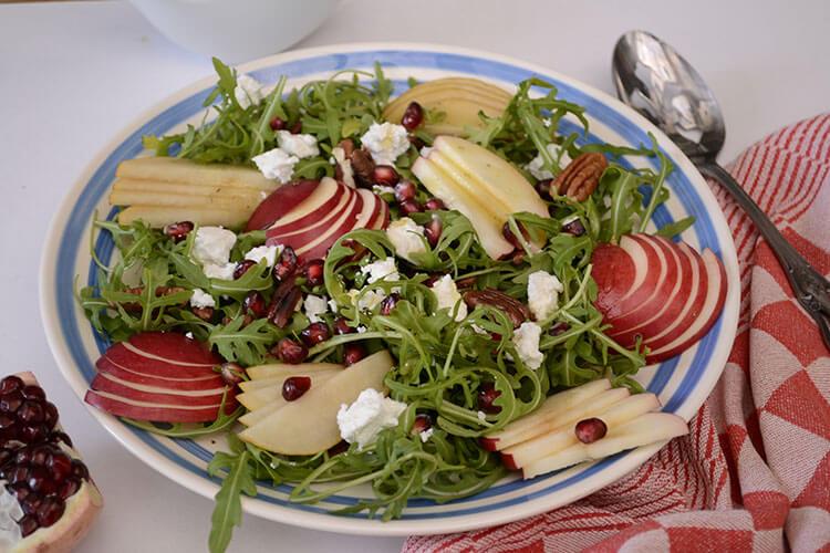 antricot cu salata