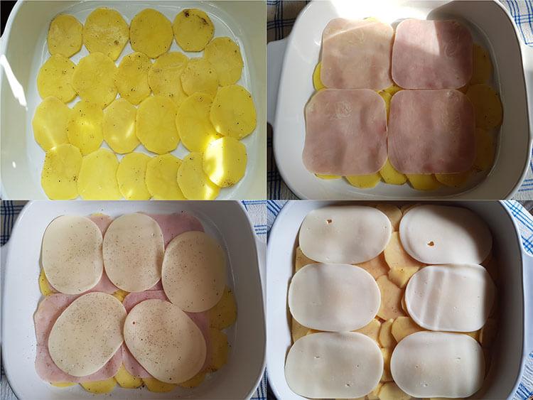 straturi cartofi