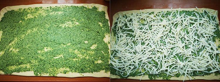 rulouri cu mozzarella delaco