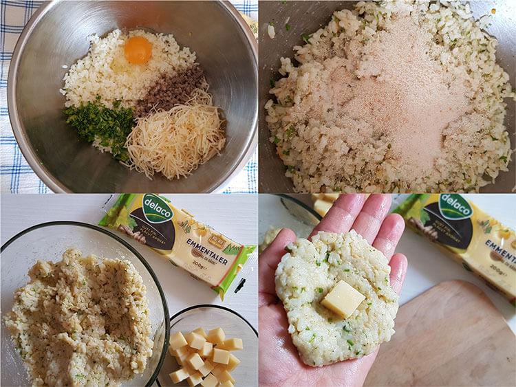 preparare chiftelute