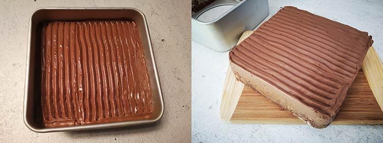asamblare prajitura