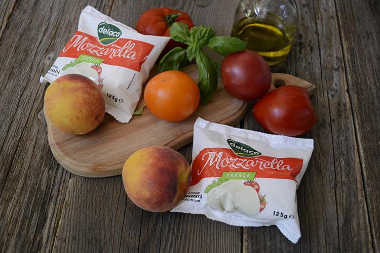 ingrediente salata caprese