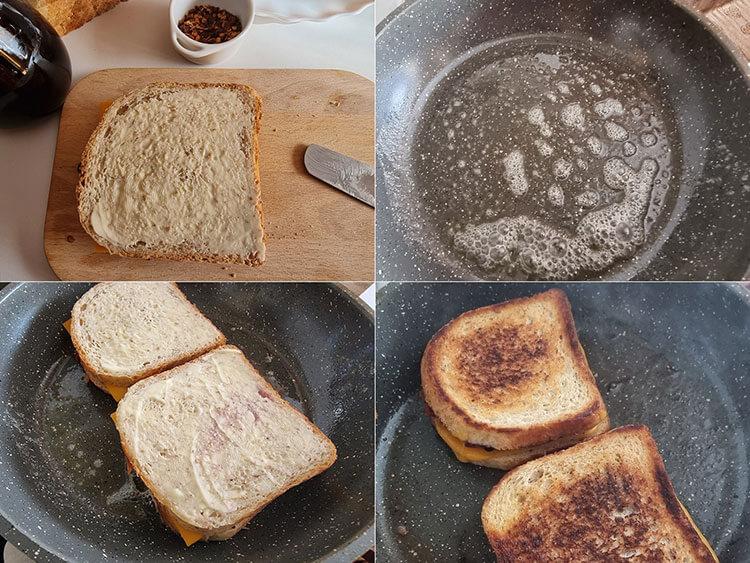 asamblare sandvis