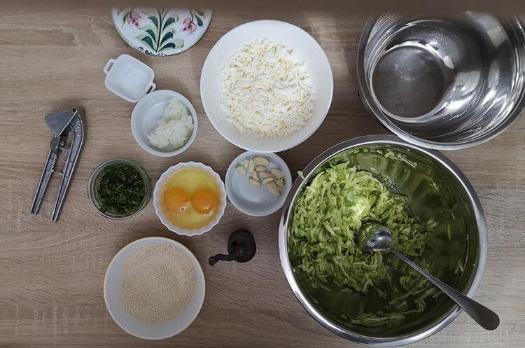 ingrediente chiftelute
